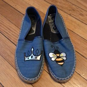 Queen Bee shoes size 7.5 by Sam Edelman EUC
